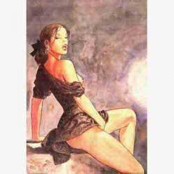 cuadros eroticos milo manara el clic cuadrosguapos