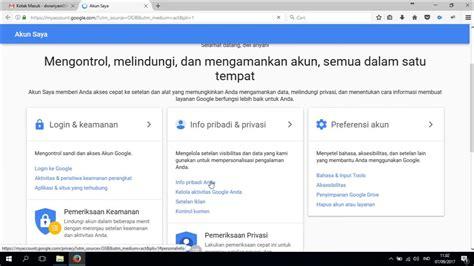 membuat password gmail membuat email pemulihan sebelum lupa password gmail
