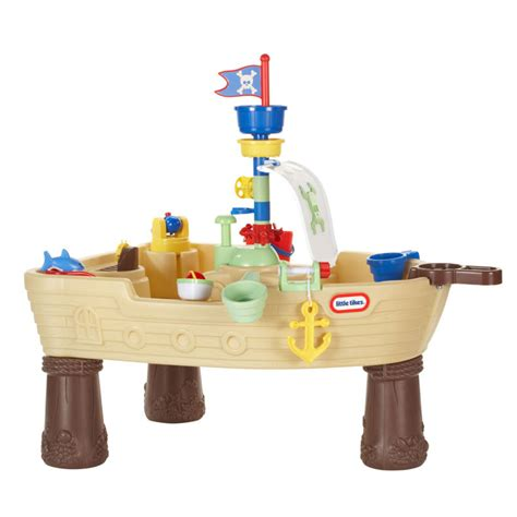 tikes anchors away pirate ship water play table tikes anchors away pirate ship water table buy