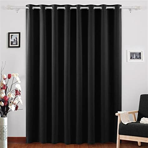 black blackout curtains bedroom 6 off deconovo blackout room darkening thermal insulated