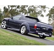 Holden HSV Maloo Ute Picture  36628 Photo