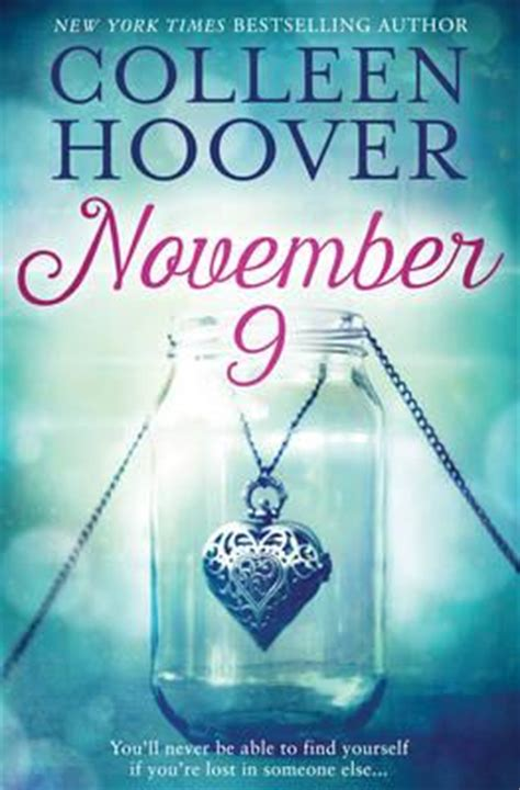 November 9 By Colleen Hoover november 9 colleen hoover 9781471154621