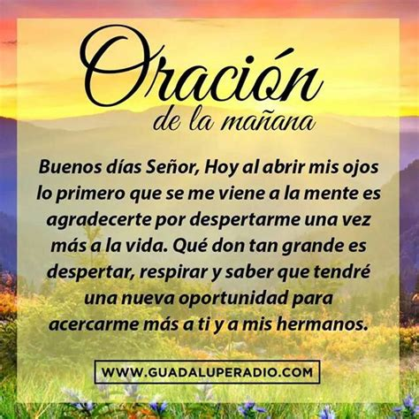 oracion de la manana 17 best images about oraciones on pinterest san miguel