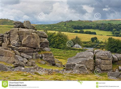 Landscape Photos Cornwall Landscape Of Land S End In Cornwall Stock Photo