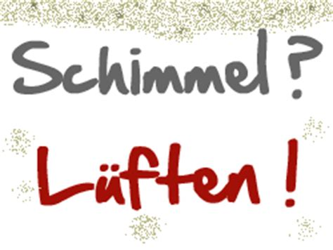 Schimmel Auf Tapete Entfernen 5253 by Kann Schimmel Durch L 252 Ften Wieder Entfernen