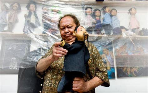 joko tri jono si unyil wah siapa sangka ternyata seniman dan artis top ini