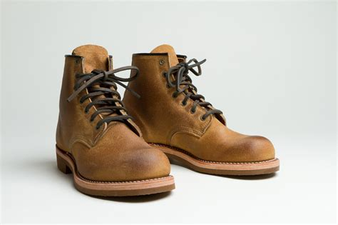 redwing boots for 14 oz berlin nigel cabourn x wing shoes gt gt gt the