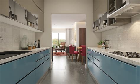Designer Kitchens Magazine - buy charlotte parallel modular kitchen online in india livspace com