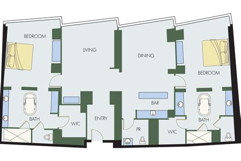 aria corner suite floor plan aria sky suite floor plan awesome aria las vegas floor