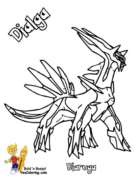 pokemon coloring pages dialga dynamic pokemon coloring pages to print 9 slugma