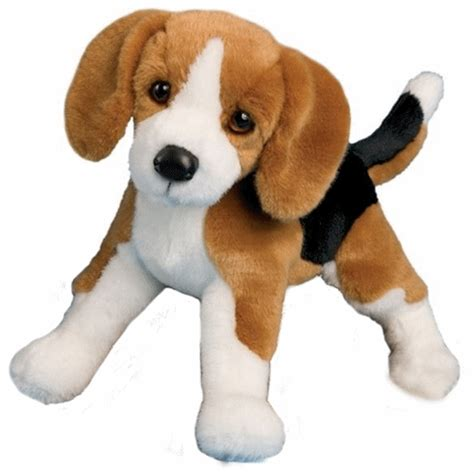 puppy plush bernie the plush beagle puppy by douglas at stuffed safari