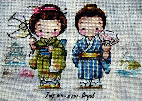 Baju Cross 30 best images about hasil kristikan on cross stitch bookmarks and blue skies