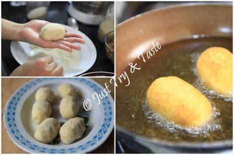 Risoles Isi Kentang Wortel Isi 10pc resep kroket kentang isi ayam dan wortel just try taste
