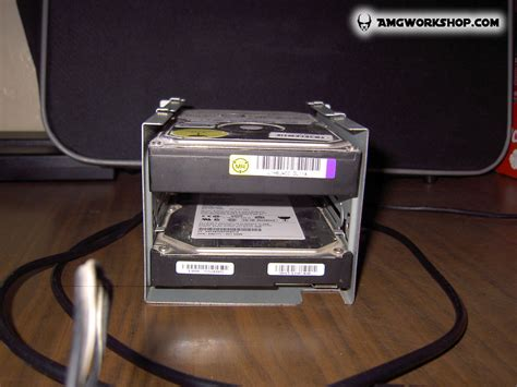 Rack For External Drives by Drive Rack Diy Crafts