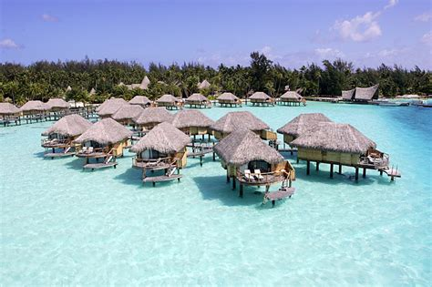 bora bora bungalow resorts bora bora pearl resort and spa
