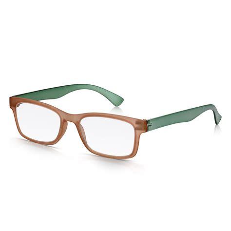 reading glasses with lights buy read optics mens and womens matt crystal brown and