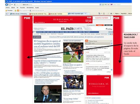 blog archives glointernet el marketing del futuro 187 blog archive 187 publicidad en internet