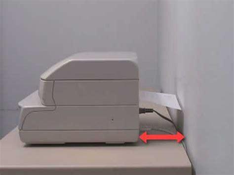 reset printer epson plq 20 epson plq 20k passbook printer 背后导纸 youtube