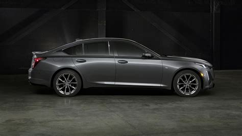 2020 cadillac ct5 2020 cadillac ct5 revealed with escala looks and turbo power