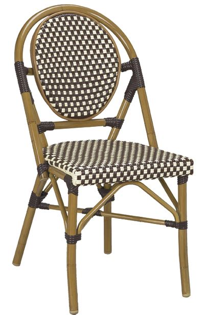 bistro armchair french cafe bistro rattan chairs parisian chairs