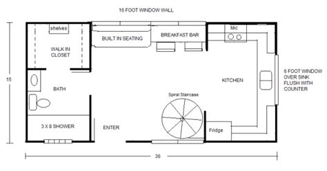 small house floor plan sketches by robert
