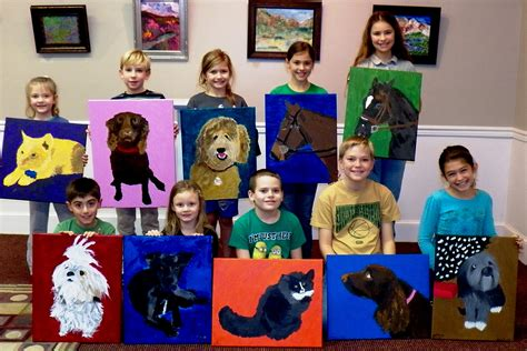 painting with a twist ta paint your pet rescue dogs quot a place for learning quot