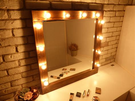 Dresser With Light Bulbs by Vanity Mirror With Light Bulbs 10 The Minimalist Nyc