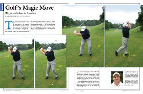 golf swing magic move 0805golfsmagicmove by times international creation ltd issuu