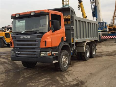 scania p380 tipper trucks pre owned tipper trucks for
