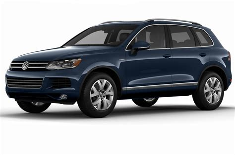 2014 Volkswagen Touareg X Marks 10 Years Of Vw Suvs