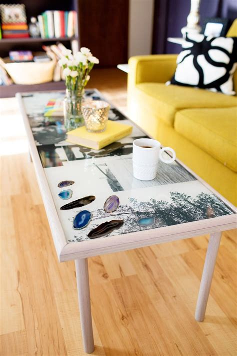 Living Room Furniture Ideas For Small Spaces by Diy Epoxy Resin Coffee Table A Beautiful Mess