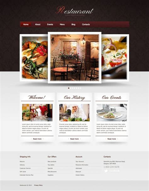 pin by threevoz webdev on company profile website template