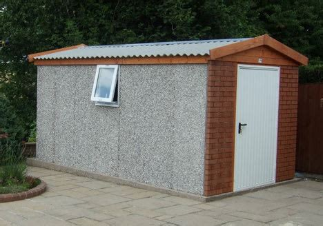 Hanson Concrete Sheds by Hanson Concrete Shed Ideal For Workshops And Sheds