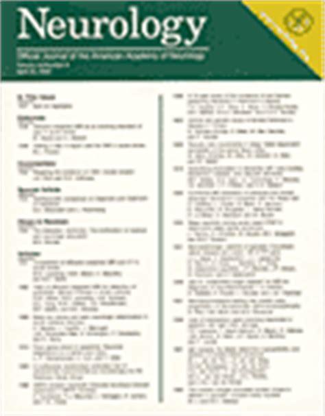 best neurology journals neurology links ucla student stroke team