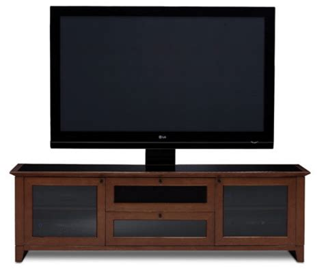 Flat Screen Tv Racks by Tv Stands For A Transitional Home Theater From Bdi