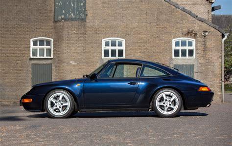 Porsche Targa 993 by L C C Porsche 993 Targa Low Milage Like New