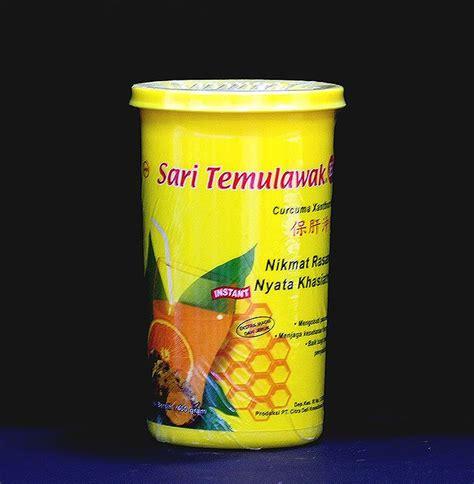 Sari Temulawak Sari Temulawak 85 Instant Drink Honey Orange Sealed Cup