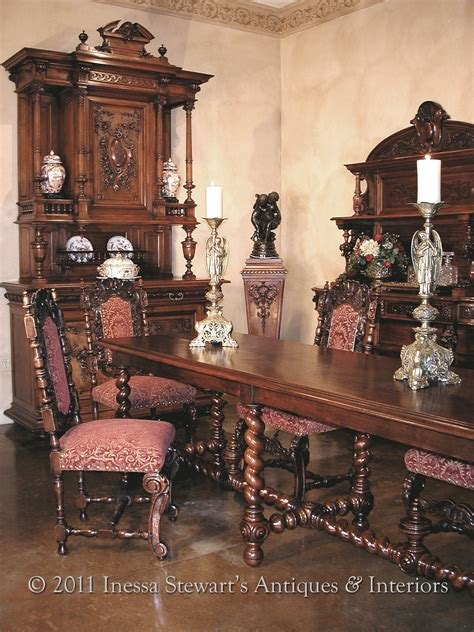 Antique Dining Room Furniture Antique Furniture Glorious Beginnings