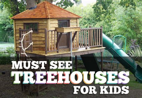 backyard treehouse for kids must see treehouses for kids kid crave