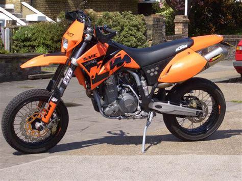 Led Rücklicht Ktm Lc4 640 by Ktm Ktm 640 Lc4 Smc Orange Moto Zombdrive
