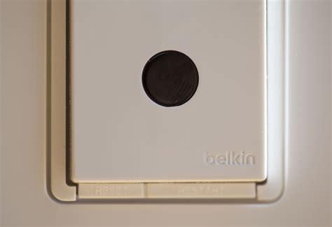 Wemo Light Switch Installation by Review Belkin Wemo Light Switch Wired