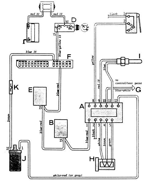 b20 distributor wiring diagram 30 wiring diagram images