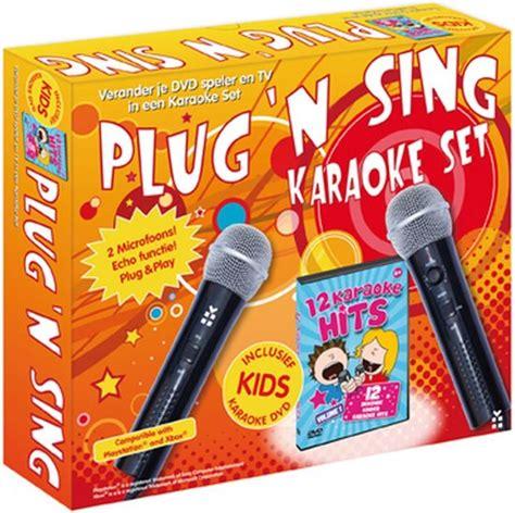 Dvd Karaoke bol karaoke set dvd