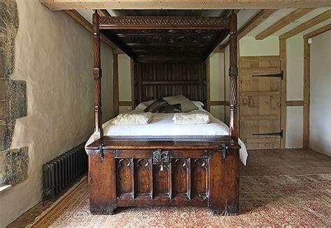 tudor bedroom furniture oak bedroom furniture in period interiors