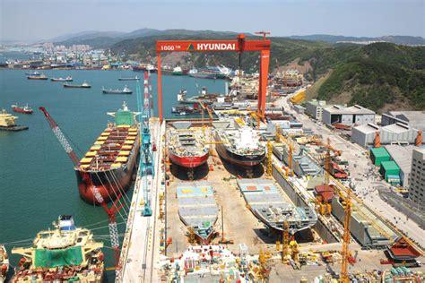 Hyundai Shipyard by Hhi Receives Its Ship Order In 2016 Shipping Herald