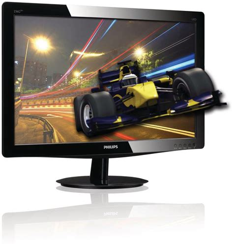 Philips 236g3dhsb 23 Inch 3d philips 236g3dhsb foto s