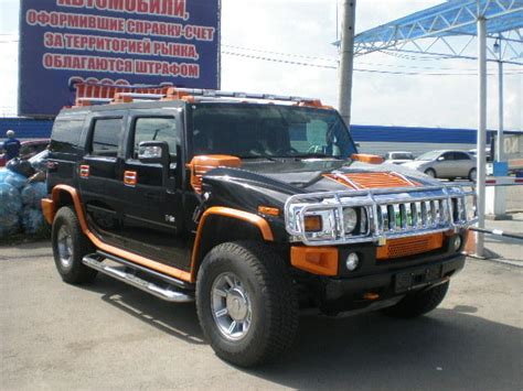 hummer 2 for sale 2002 hummer h2 for sale 6000cc gasoline automatic for sale