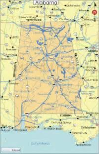 us map alabama printable us state maps printable state maps