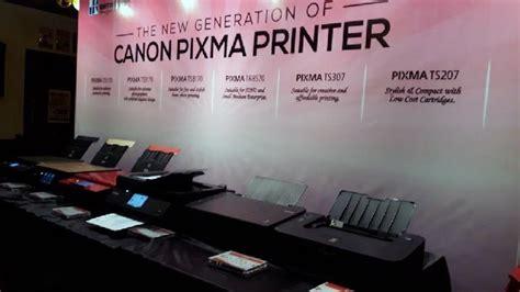 Printer Canon Seri G Canon Hadirkan Printer Pixma Seri G Terbaru Tekno Tempo Co