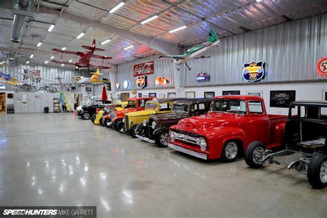 garage car a central california dream garage tour speedhunters